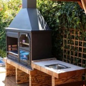 Oven-Barbecue