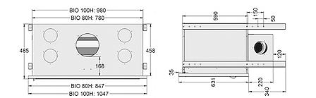 3-Insert-Hogar Bio 80-100 H-Chimeneas Cardona